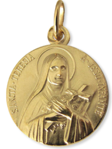 medaille-religieuse-sainte-therese-martineau
