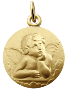 medaille-religieuse-or-18carats-ange-raphael-martineau